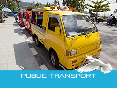 Airport to Patong Bus finally in service
