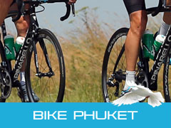 Cycling in Phuket – Shops and Tours