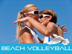 Women's Beach Volleyball – Phuket 2013