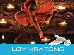 Loy Krathong Festival – Phuket 2013