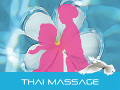 thai massage by the blind aromatherapy spa